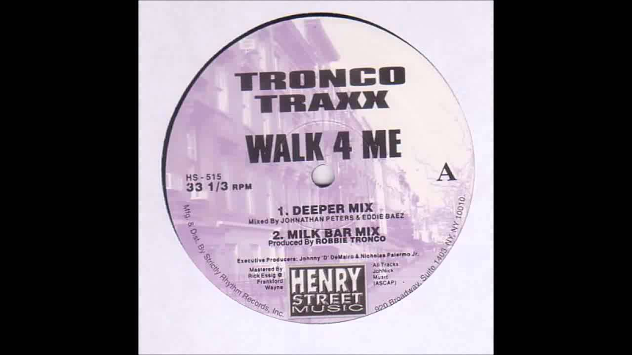 tronco traxx walk for me soundcloud music