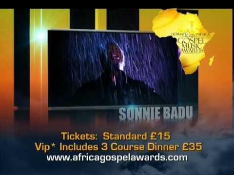 Africa Gospel Music Awards - 2010