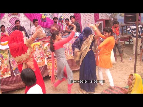 दो लड़कियां नाच करे तो ऐसा न तो सब बेकार || Poonam Shastri || दिव्य ज्योती पूनम शास्त्री