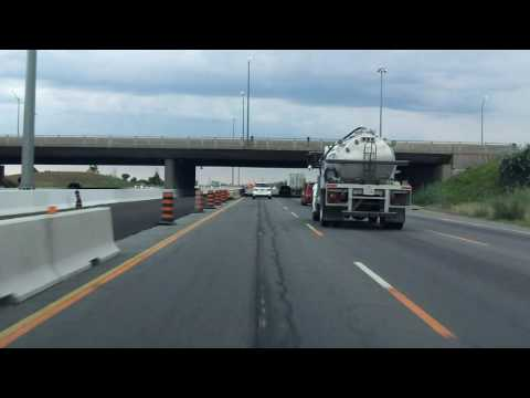 Highway 427 (Highway 407 ETR to Highway 401) southbound