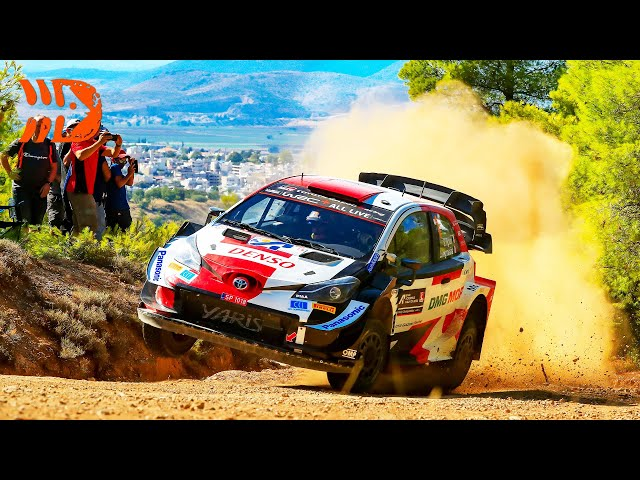 Acropolis Rally Greece 2021 - What to Expect on Day 3