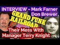 Capture de la vidéo Grand Funk's Mess With Manager Terry Knight According To Mark Farner & Don Brewer
