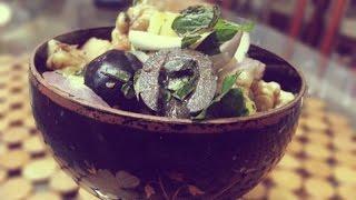 Mango Olive Walnut Salad By Flavour Basket