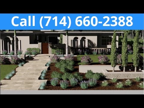 Landscape Design Near Me in Orange County, LA