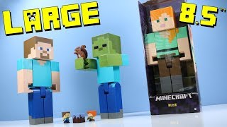 Minecraft Toys Unboxing