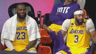 Lakers Dominate Game 1 vs Nuggets! Davis 37 Pts! 2020 NBA Playoffs