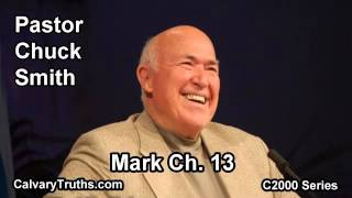 41 Mark 13 - Pastor Chuck Smith - C2000 Series