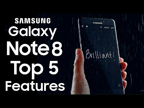 Samsung Galaxy Note 8 - Top 5 Upcoming Features