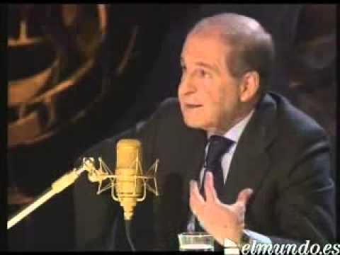 La entrevista censurada por TVE a José María García por hablar demasiado claro