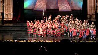 Koyu No Tebulul - Ateneo de Manila College Glee Club, Cork Choral Festival 2012