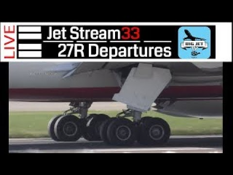 Jet Stream #33 - London Heathrow 30 Minute *FREEVIEW* Full Access: Patreon.com/BigJetTV