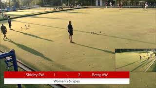 2018 Singles: Women's Finals