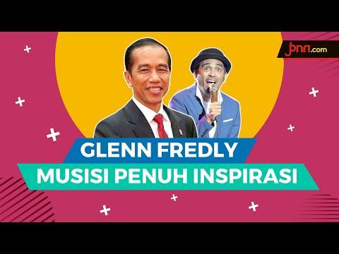 Glenn Fredly Meninggal, Jokowi: Indonesia Kehilangan Inspirator Musik Anak Muda