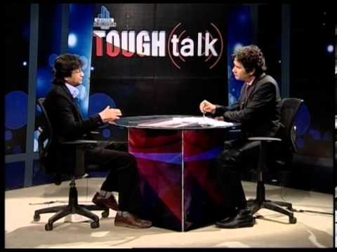Ajay Bhadra Khanal- Editor, The Himalayan Times in TOUGH talk with Dil Bhusan Pathak - 78