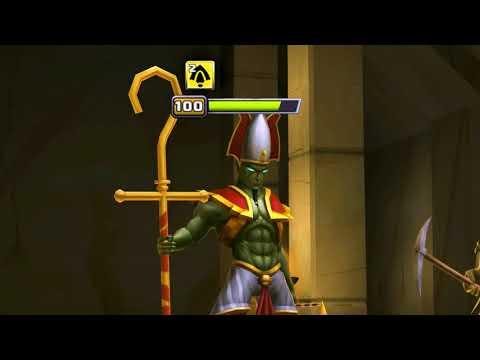 Iron Maiden: Legacy of the Beast - Osiris Strikes