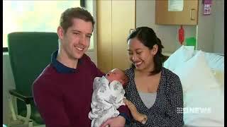 Channel 9 News - Barnardos adoptive family, the Robertsons