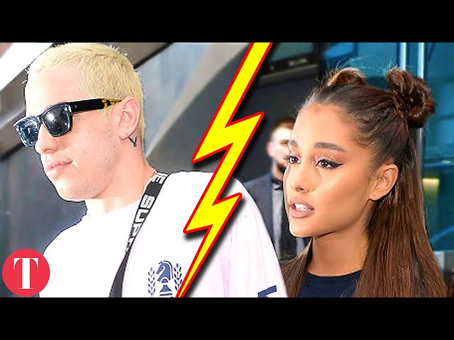 Ariana Grande Breaks Up With Pete Davidson After This