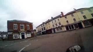 A quick look around South Molton in north devon.