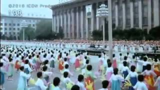 Ceausescu látogatása Észak-Koreában, 1971