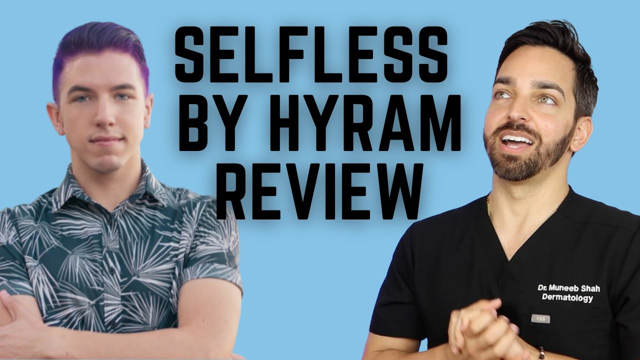 THE TRUTH ABOUT SELFLESS BY HYRAM