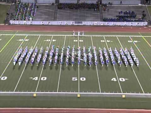 Lufkin High School Panther Band, 2011 UIL Region 21 Marching Contest