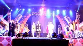 dkte fashion show 2017   swayam 2k17   5