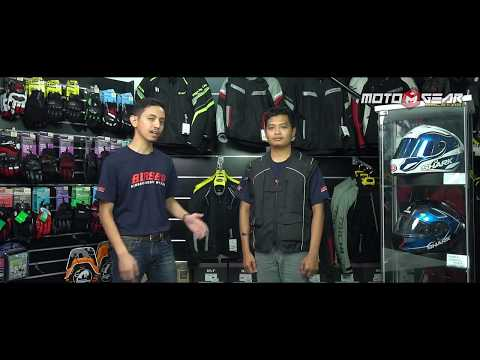 Airsav Motorcycle, Equestrian, Quad Bike ATV Airbag Safety Jacket Reviewed By Motogear Malaysia