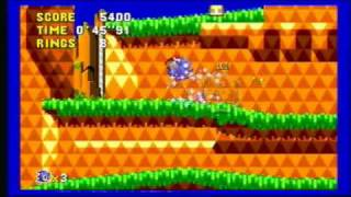 SGB Review - Sonic CD
