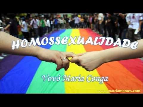 Vovó Maria Conga - Homossexualidade