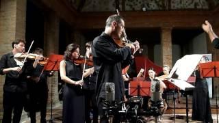 Vivaldi A. Le Stagioni: Autunno RV293 op.8 n3 F+ Antiqua Estensis live in Ferrara 17/7/2017