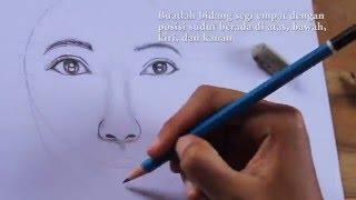 Video Tutorial Menggambar Wajah Perempuan/How to draw female face step by step download MP3, 3GP, MP4, WEBM, AVI, FLV Oktober 2018