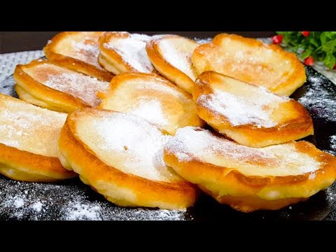 Оладьи на кефире | Оладушки со 100% успехом! Пышные и Вкусные | Секрет Рецепта от Кулинарная минутка