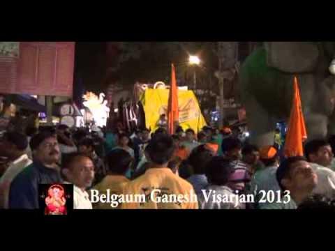 Belgaum Ganesh Visarjan 2013 Part 22