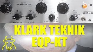 Klark Teknik EQP - KT Program Equaliser **10/10**