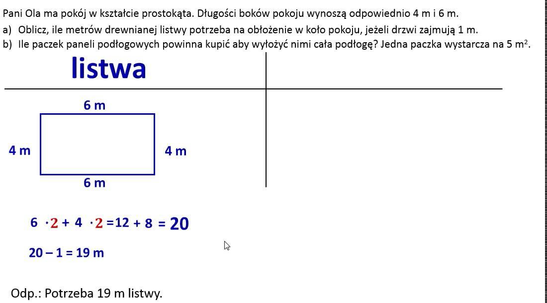 Jak Obliczyć Metry Kwadratowe Podłogi Jak Obliczyć
