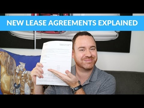 The Ontario Government Introduces New Standard Lease Agreements for Rentals in Ontario