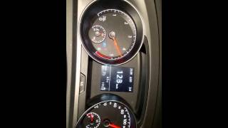volkswagen golf 7 1 6 tdi 110hp ps 0 180 km h acceleration 1080p