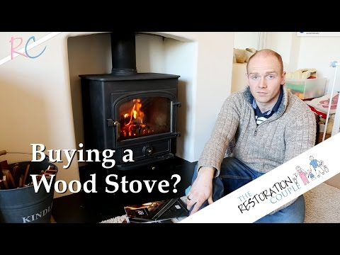 Choosing and Installing a Wood Burning Stove