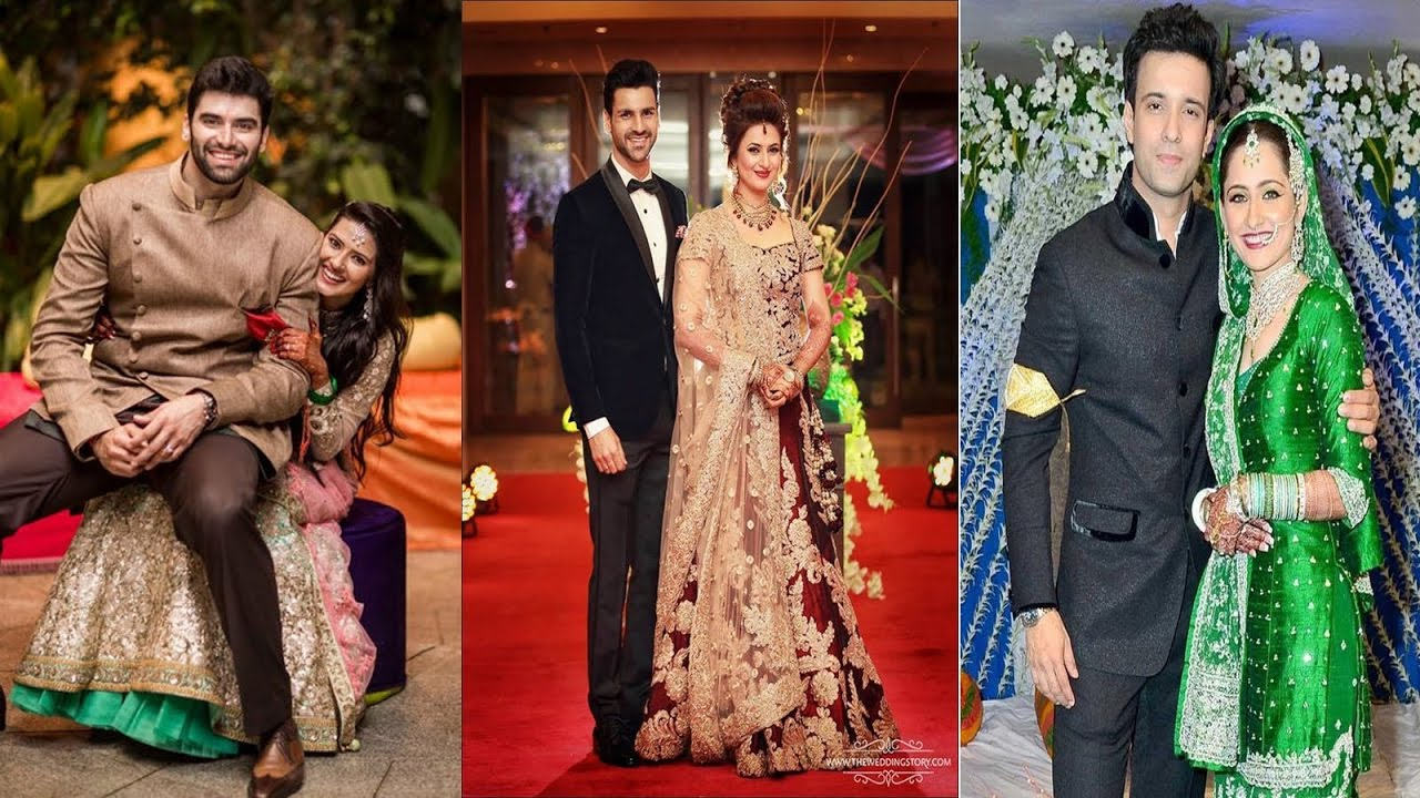Television Actors Special Wedding Gifts On First Night Tv Prime