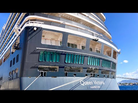 Cunard RULES - Dresscode - Review Cabin / Stateroom - Food - Entertainment - Pool