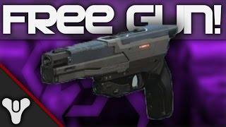 Destiny: How to get VESTIAN DYNASTY for FREE!