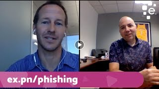 Don't Take the Bait: Protecting Your Business from Phishing Attacks w/ Mike Gross #ExperianLive
