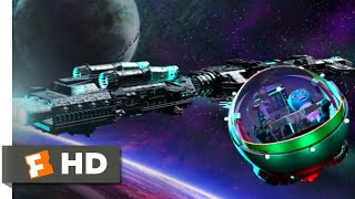 Space Guardians (2017) - Blast Off! Scene (7/10) | Movieclips