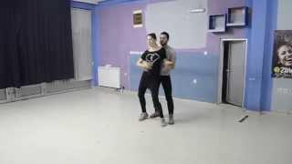 Xtreme - Te Extraño  Bachata choreography  Ervin Kacar & Velida Skrijelj