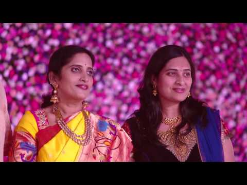Sanjana Half saree function thumbnail
