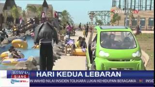 Ade Irma Waterland, Wisata Baru di Cirebon