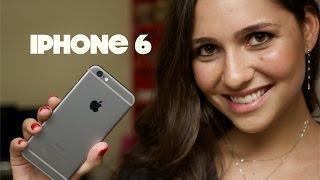 Iphone 6 - Unboxing e Comparação com Iphone 5s - Português PT Brasil - 64gb Space Gray