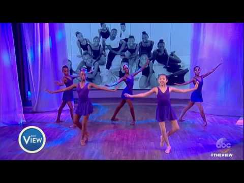 Dance Theatre of Harlem Performs ToIndia Arie's High Above | The View