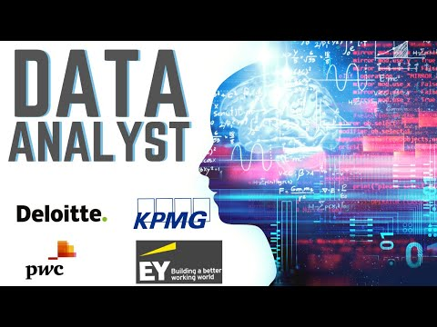 Data Analyst Big 4 – What is it like? Pros & Cons –  Ernst & Young // Deloitte // PWC // KPMG