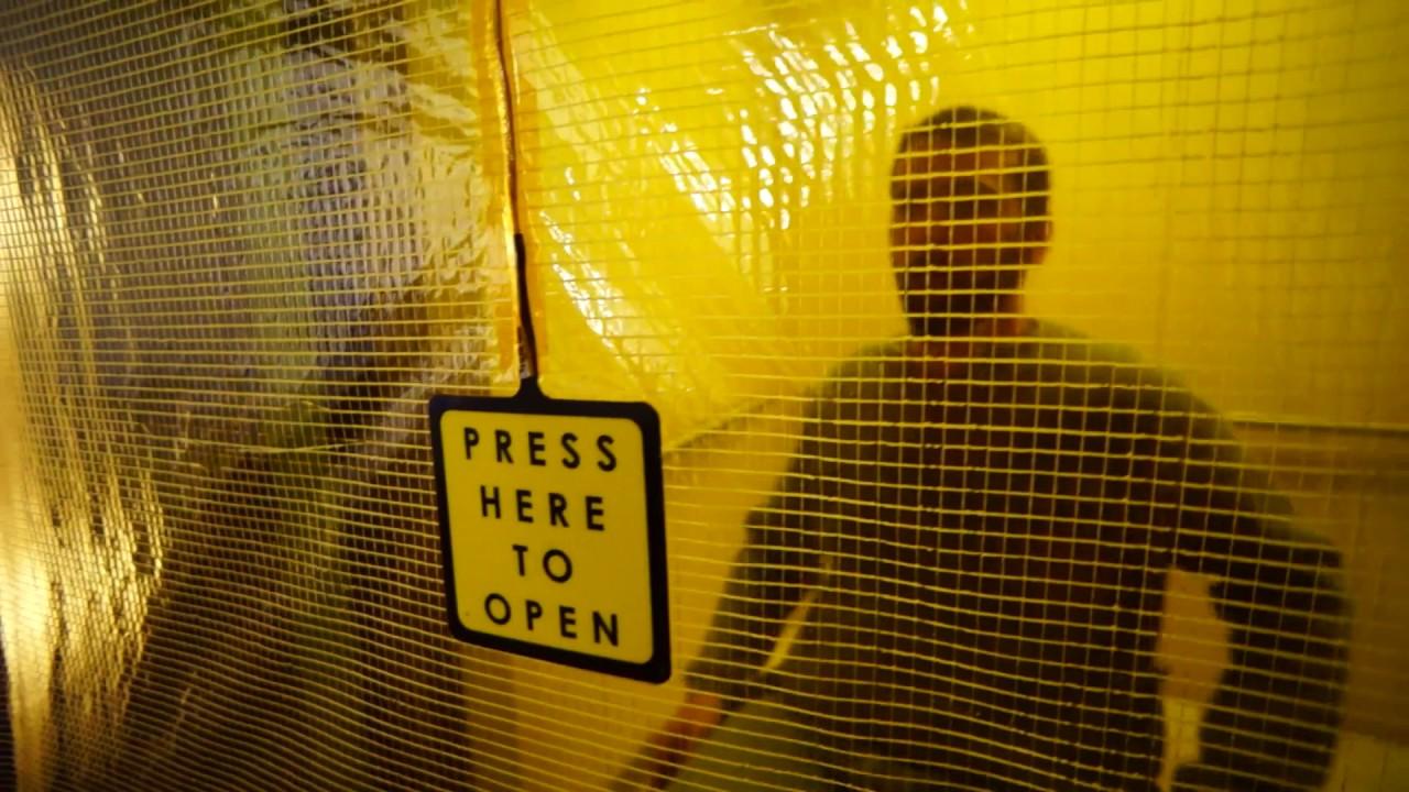 smoke guard elevator smoke curtain